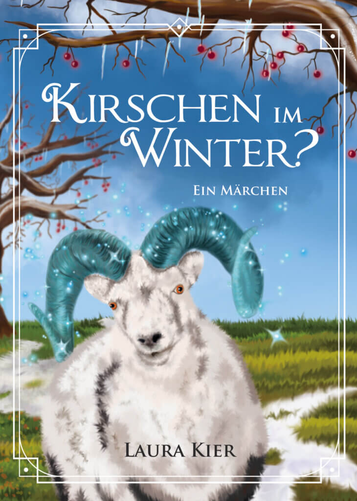 Cover Kirschen im Winter